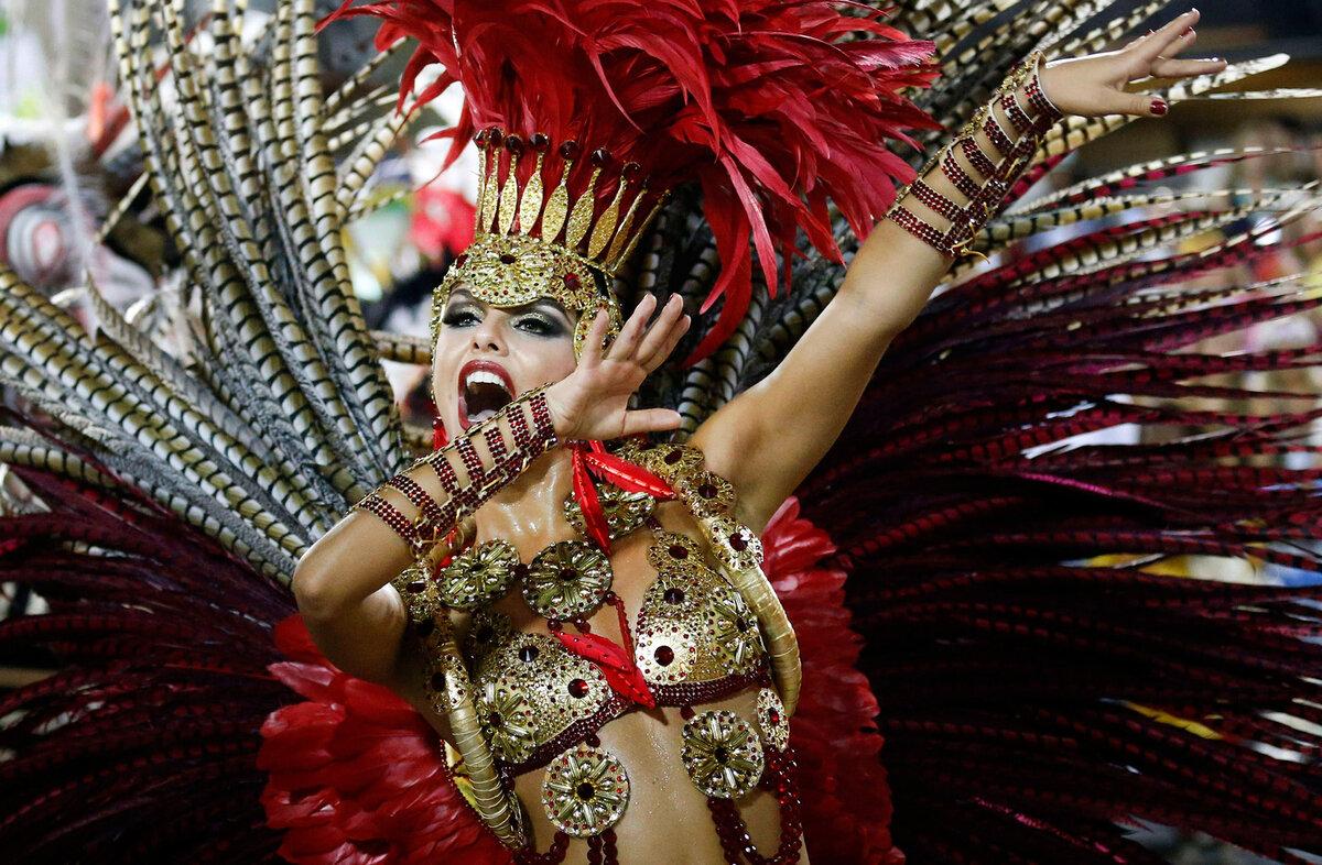 Вокруг света: Все карнавалы мира